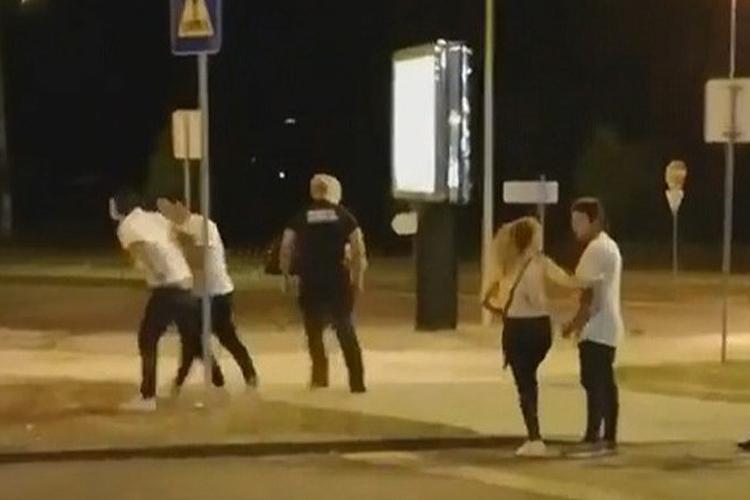 Seguranças travam rixa entre dois grupos na noite de Viseu