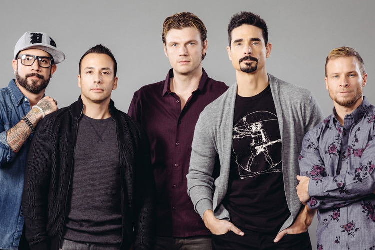 A banda Backstreet Boys vai dar um concerto em Portugal a 11 de maio no Altice Arena