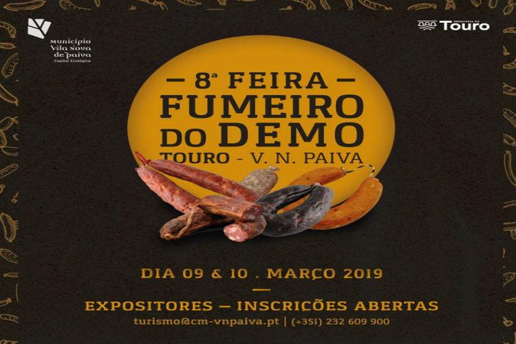 8ª Feira do Fumeiro do Demo em Vila Nova de Paiva