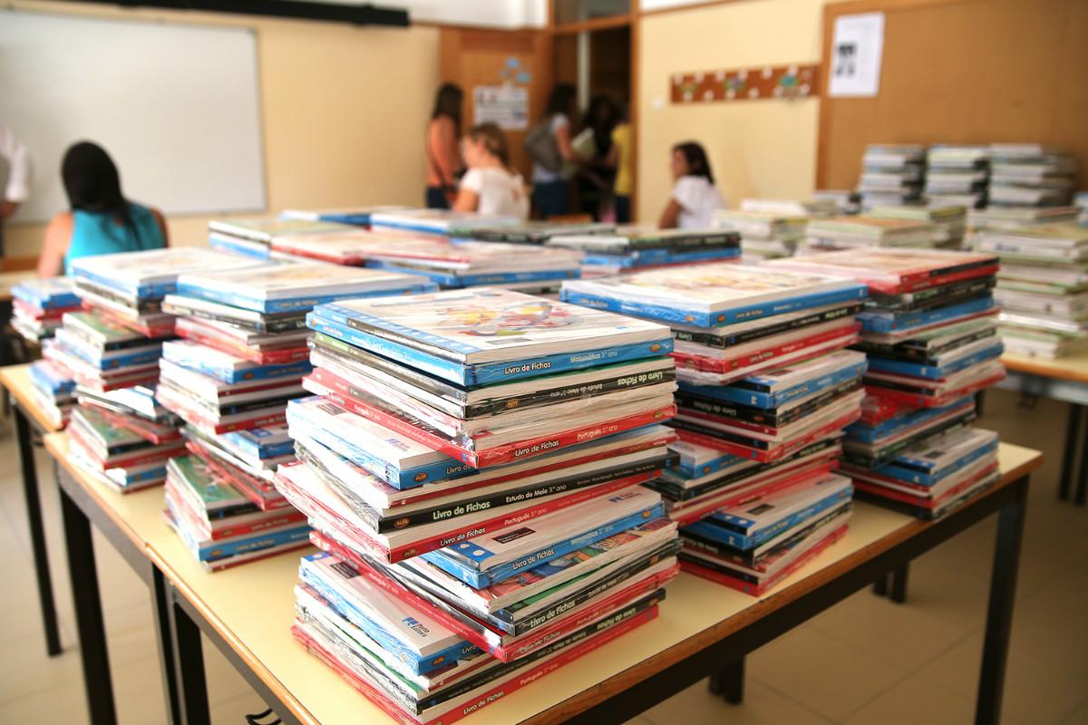 Seia oferece cadernos de atividades