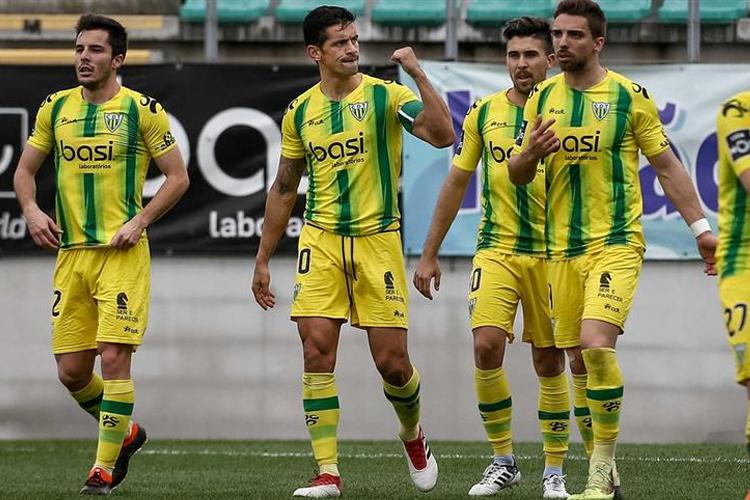 Tondela quer ficar na história e ganhar ao Benfica no Estádio João Cardoso